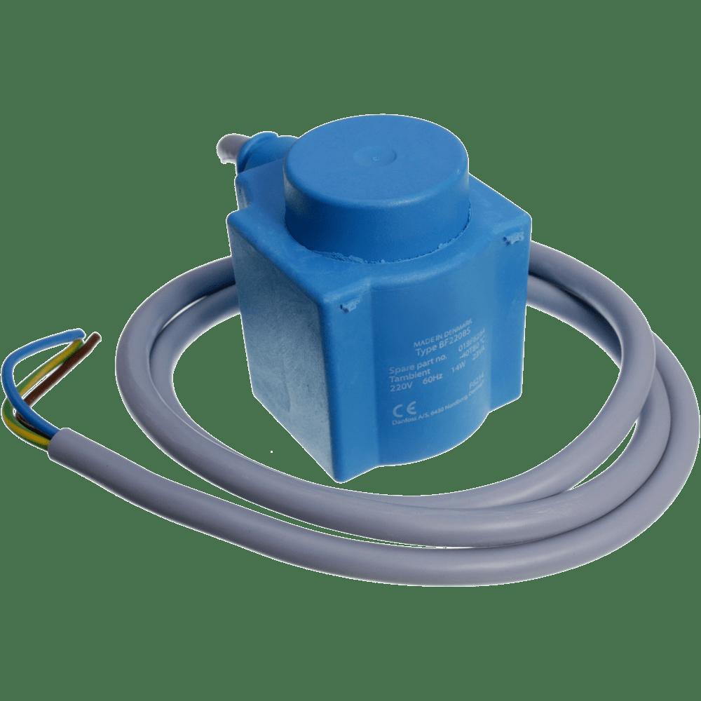 Bobina para Válvula Solenoide BF230CS 220/230 Volts