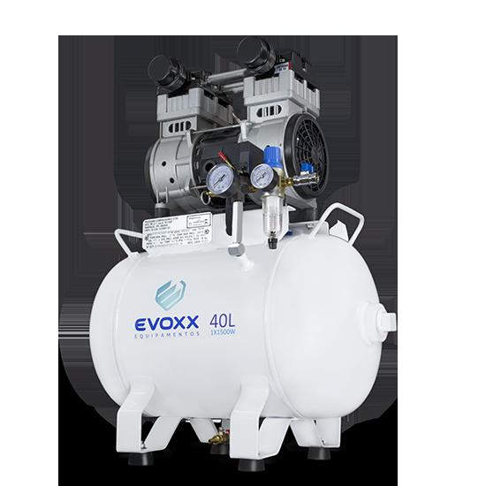 Compressor de Ar 40L  2,0HP Evoxx