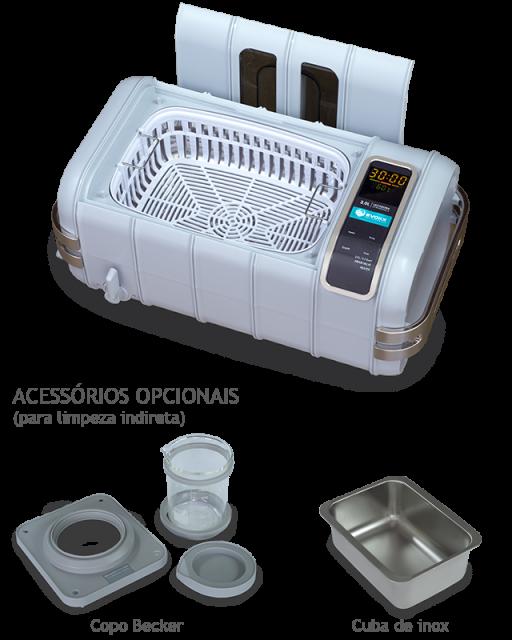 Lavadora Ultrassônica EVOXX 3,0L