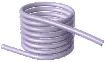 Tubo de Sucção Lilás Aspiramax