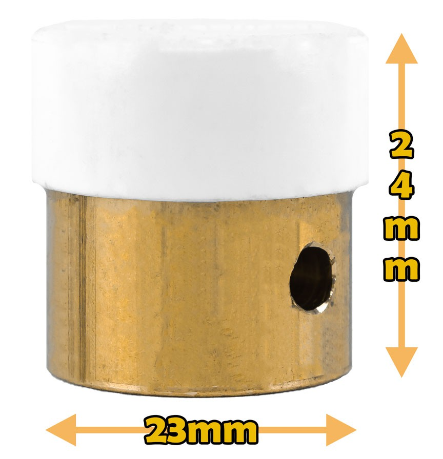 Válvula Autoclave AHA 14/23 - 30 À 75  Litros   Stermax