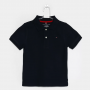 Camisa Polo Infantil Tommy Hilfiger Masculina - Marinho