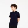 Camiseta Polo Lacoste Infantil Masculina - Marinho