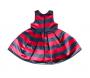Vestido Luluzinha - Listrado com Laços