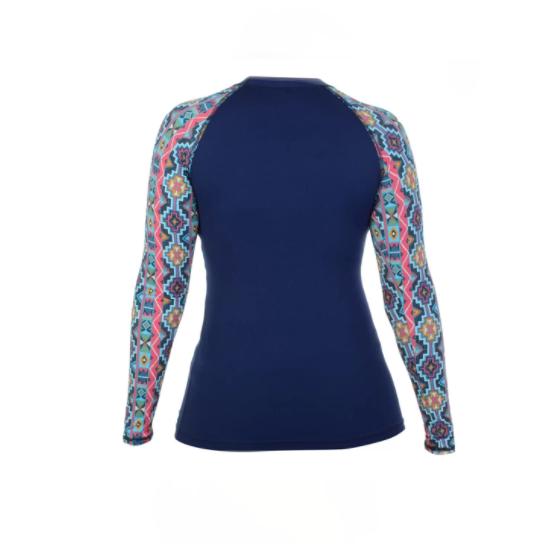 Camiseta Lycra Roxy Pasadena   - Ondas do Sul