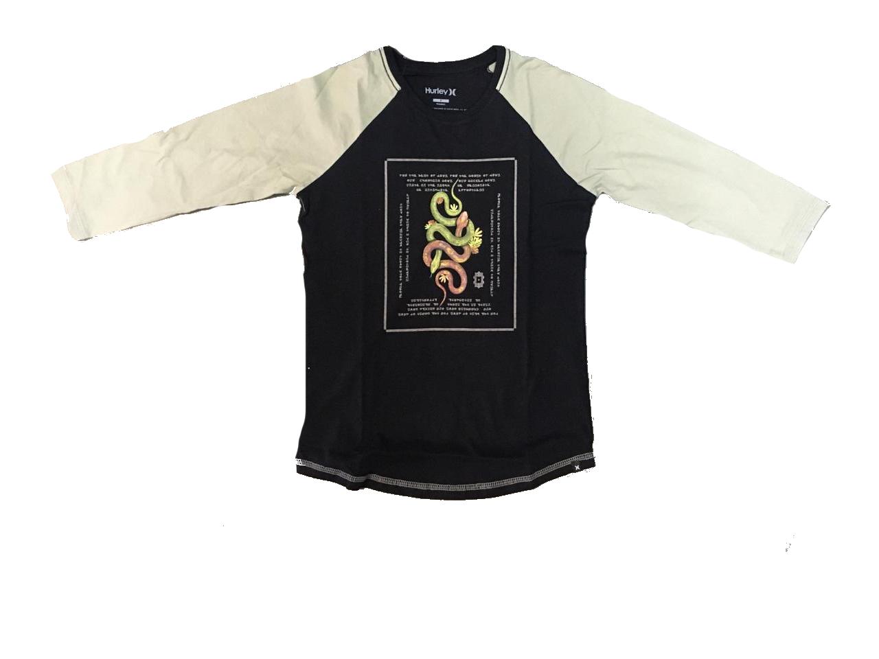 Camiseta Manga Longa Hurley Cobras  - Ondas do Sul