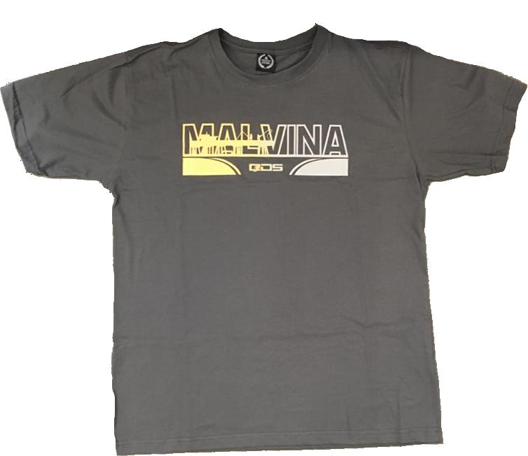 Camiseta Ondas do Sul pico Malvina  - Ondas do Sul