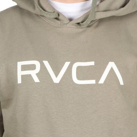Moletom RVCA Fechado Big RVCA Masculino  - Ondas do Sul