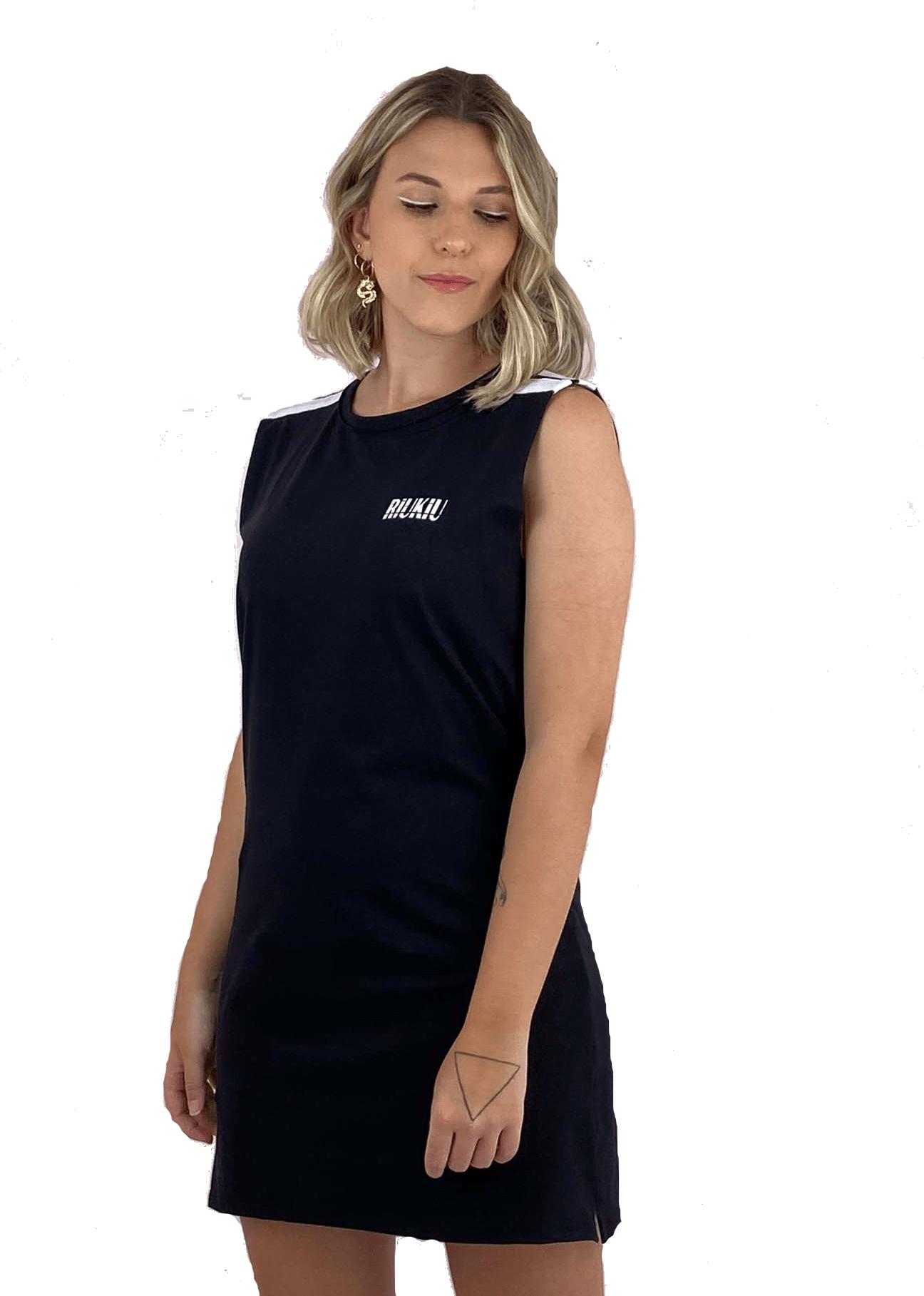 Vestido Cindy Riu Kiu Preto  - Ondas do Sul