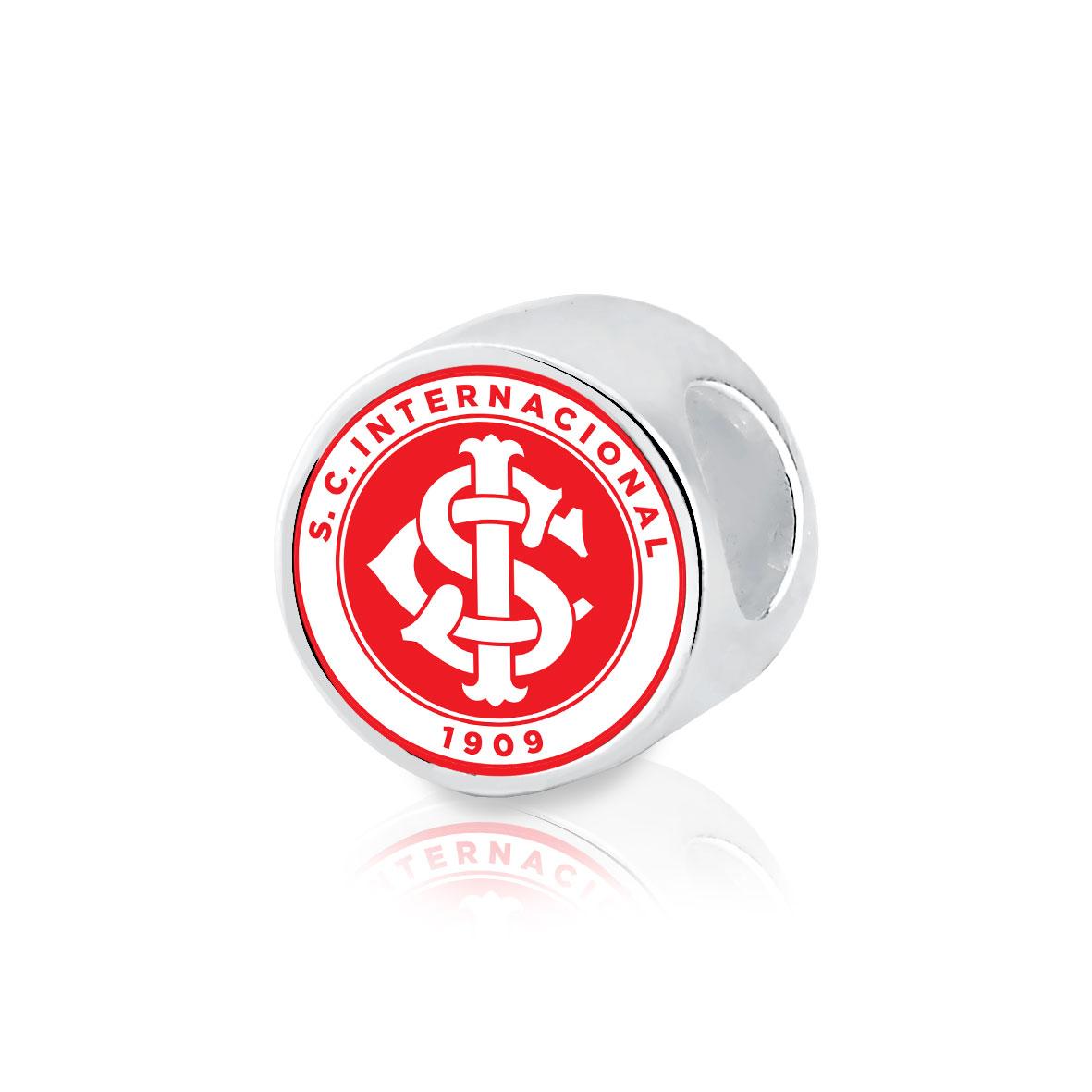 Berloque Separador Inter  Prata 925