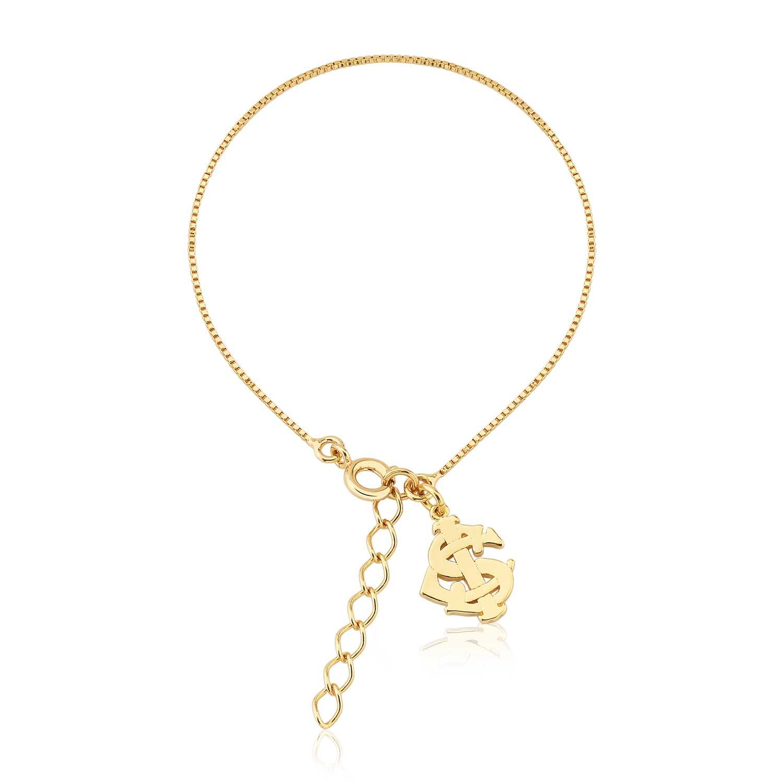 Kit Colorado de Coração - colar + pulseira