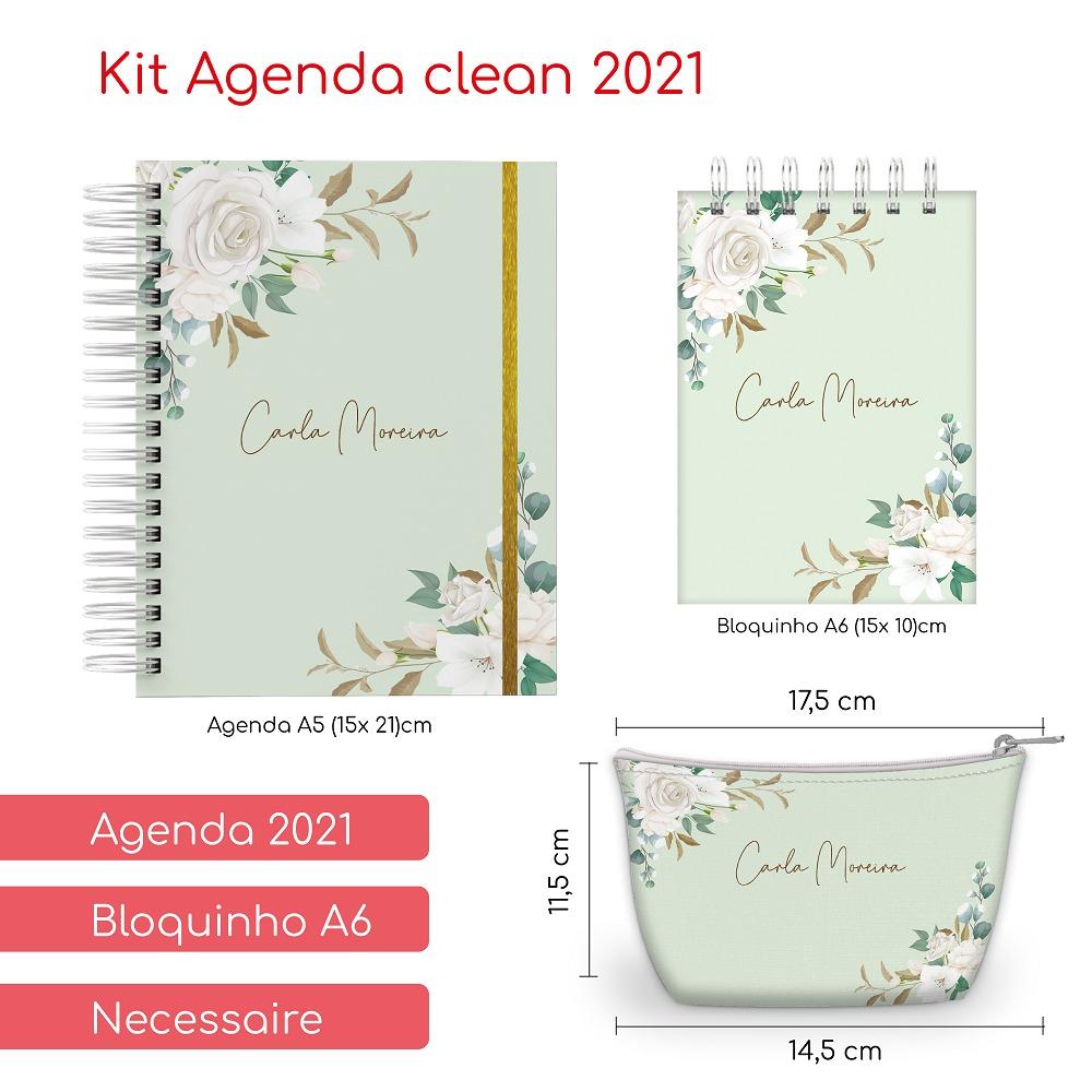 kit Agenda Clean