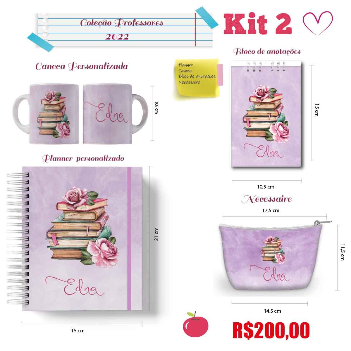 Kit Professora 2