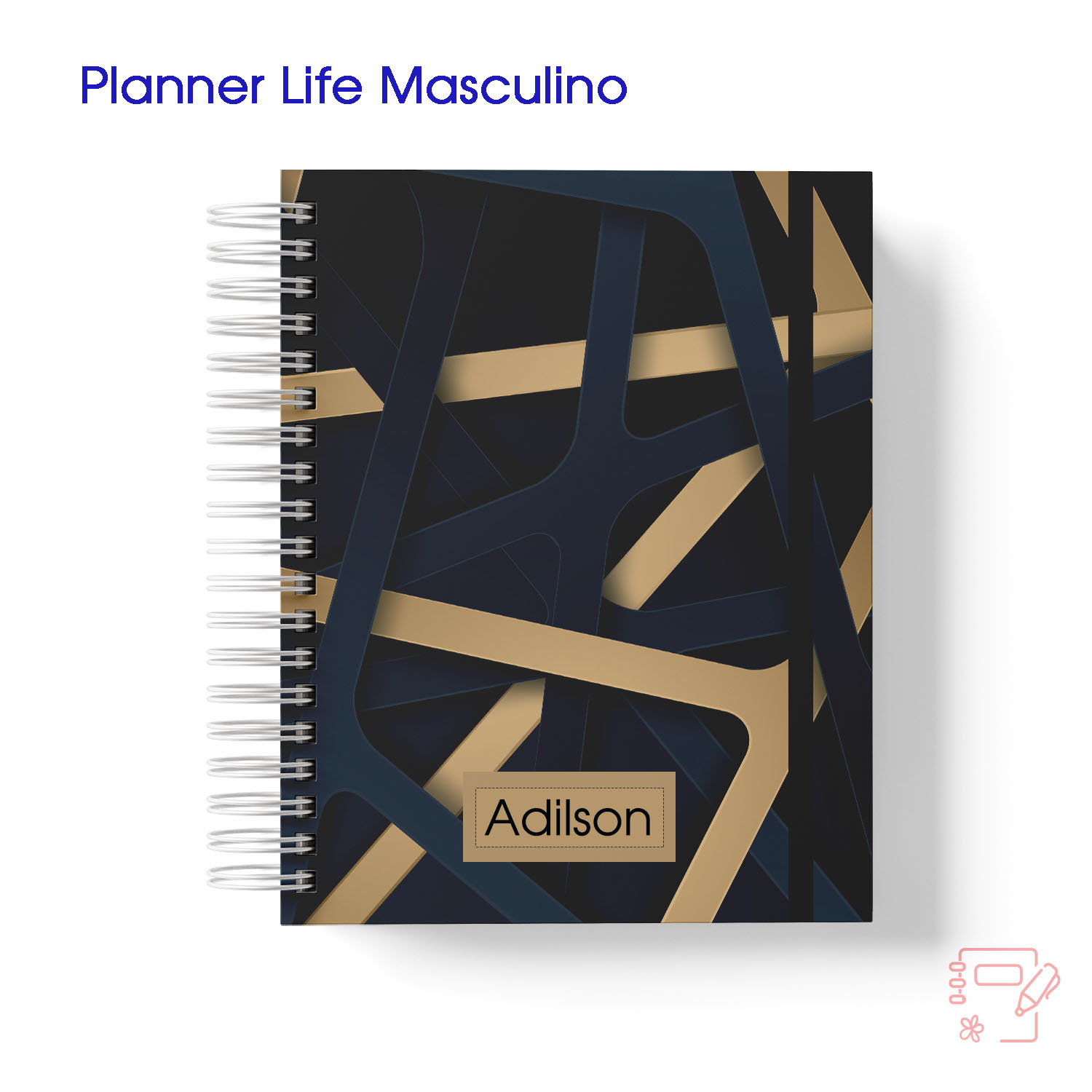 Planner Life Masculino