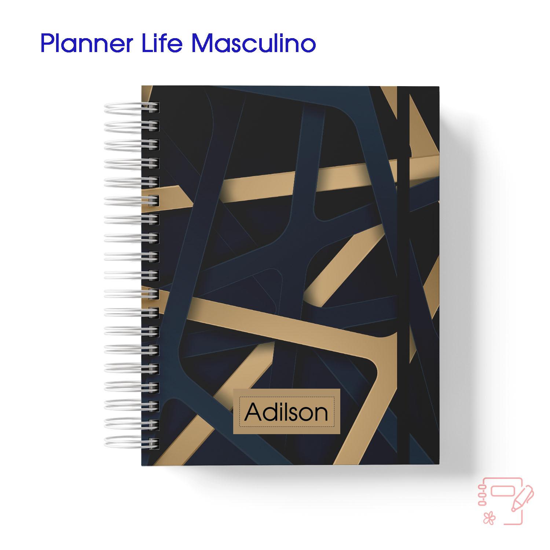 Planner Life Masculino