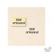 Carimbo 100% Artesanal