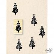 Carimbo Árvore de Natal