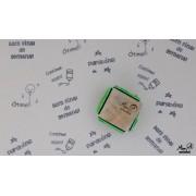 Carimbo Cubo 4 em 1 Professor