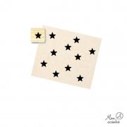 Carimbo Estrela fechada P