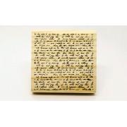 Carimbo Manuscrito