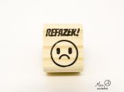 Carimbo Refazer