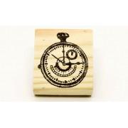 Carimbo Relógio antigo