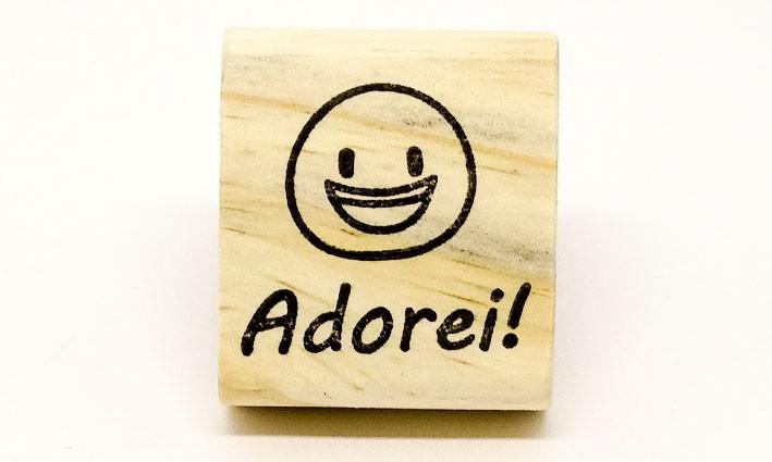Carimbo Adorei!