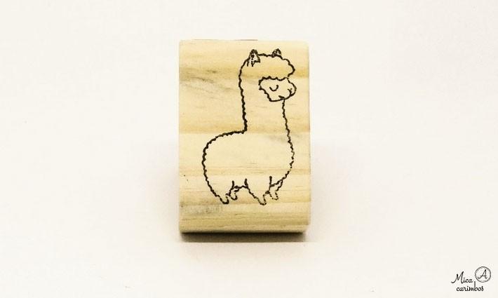 Carimbo Alpaca