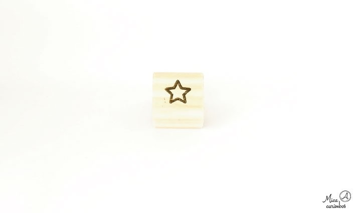 Carimbo Estrela Milla M