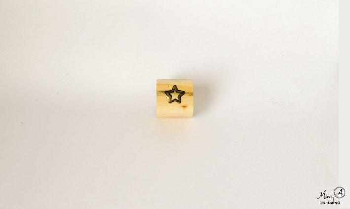 Carimbo Estrela Milla P