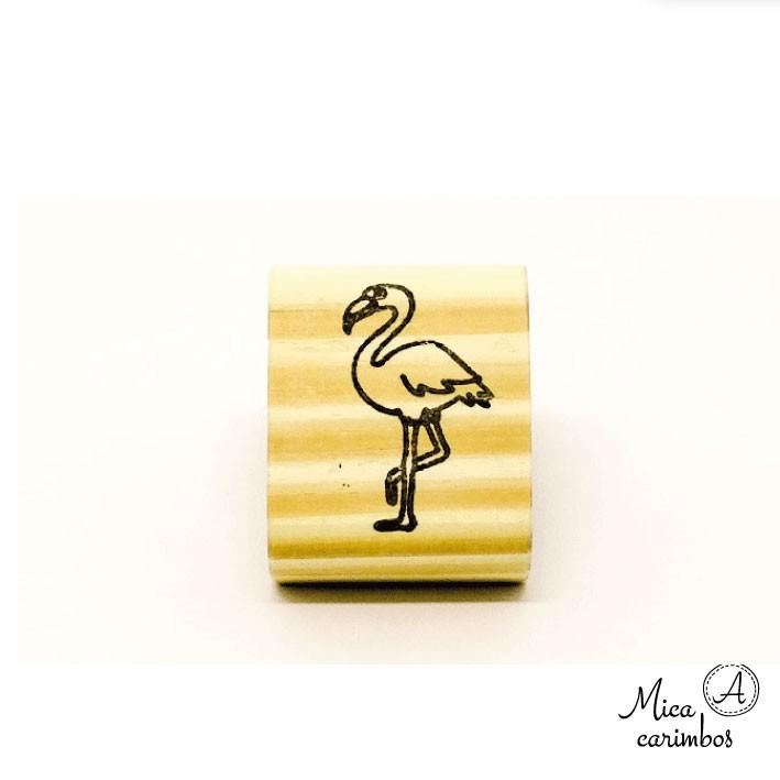 Carimbo Flamingo