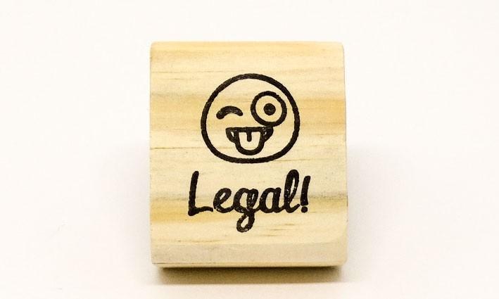 Carimbo Legal!