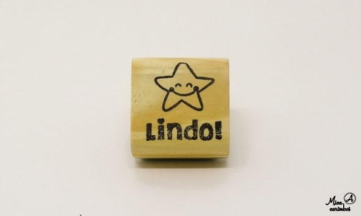 Carimbo Lindo!