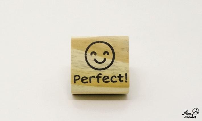Carimbo Perfect!