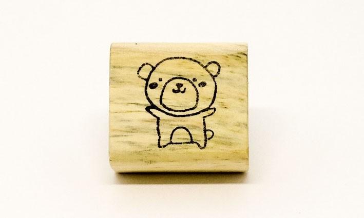 Carimbo Urso b