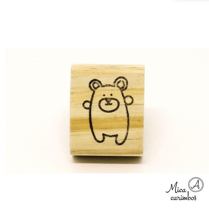 Carimbo Urso fofinhos