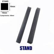 Pedra Para Brunidor Stand 3/8 Grão 220 - 2 unidades