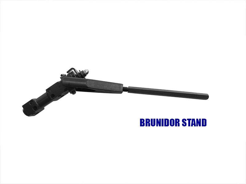 Aparelho Brunidor Stand ( 68mm a 108mm) Sem Acessórios   - Fersan Ferramentas