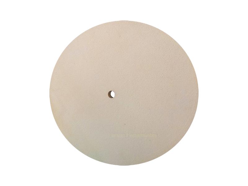 Disco de Feltro Duro para Polimento 500 mm