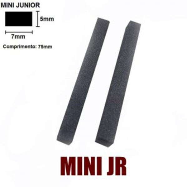 Pedra Para Brunidor Mini Junior 3/16 X 1/4 X 3 Grão 220 - 2 unidades  - Fersan Ferramentas