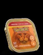 PATÊ SPECIAL CAT CARNE 100G