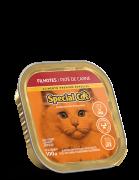 PATÊ SPECIAL CAT FILHOTE CARNE 100G