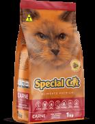 RAÇÃO SPECIAL CAT ADULTO CARNE 10,1KG