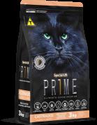 RAÇÃO SPECIAL CAT PRIME CASTRADOS SALMÃO E ARROZ 10,1KG