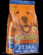 RAÇÃO SPECIAL DOG CARNE 20KG
