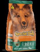 RAÇÃO SPECIAL DOG VEGETAIS 10,1KG
