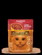 SACHÊ SPECIAL CAT FILHOTE CARNE 85G