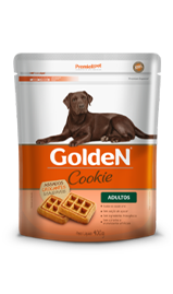 COOKIES GOLDEN CÃES ADULTO 400G