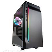 Gabinete Gamer PIXXO CG01 RGB s/ fonte