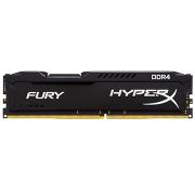 Memória Gamer Hyperx Fury 4GB DDR4 2666MHZ BLACK - HX426C16FB3/4